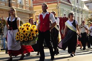 intalnirea ansamblurilor de dans german