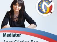 Mediator Anca Pop: Soluţii pentru problemele dumneavoastră
