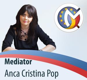 mediator Anca Pop