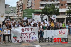 protest rosia montana satu mare (11)