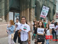 protest rosia montana satu mare (8)