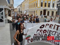 protest rosia montana satu mare (9)