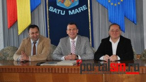 Liviu Marta, Adrian Ștef, Felician Pop