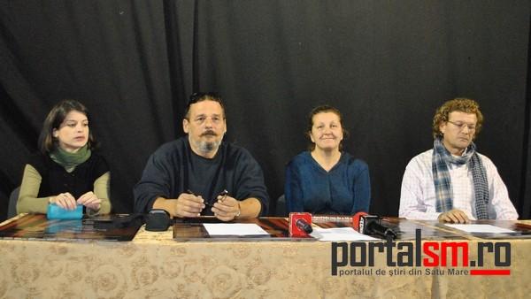 Monica Caita, Andrei Mihalache, Carmen Fratila, Sorin Oros
