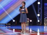 O concurentă din Satu Mare a impresionat publicul şi juraţii X Factor (VIDEO)