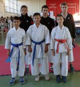karate do salonta