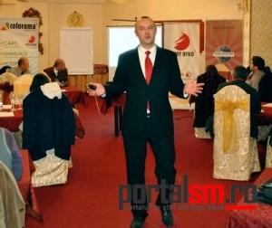 Bogdan Briscu la Satu Mare