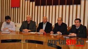 Radu Roca, Ghe. Munteanu, Dorel Coica, Vasile Puscas, Ioan Precup (5)