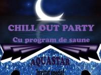 Chill-Out Night Party, baie nocturnă la AquaStar