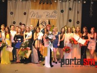 Miss Boboc D-na Stanca 2013 a fost câştigat de Alexandra Cormos – Brigitte Bardot (Galerie FOTO)