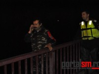 Un sătmărean a ameninţat din nou că se aruncă de pe podul Golescu