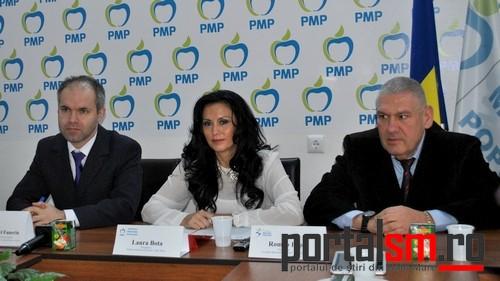 Daniel Funeriu, Laura Bota, Romeo Pop (2)