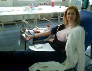 PMP Satu Mare, donare sange (2)