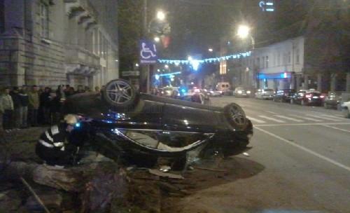accident mercedes cluj (1)