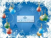 AquaStar vă dorește un Crăciun Împlinit!