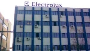 electrolux concedieri
