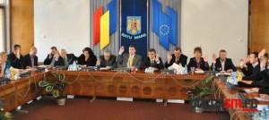 sedinta Consiliul Judetean Satu Mare (1)