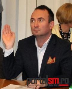 sedinta Consiliul Local, Cosmin Ratiu (7)