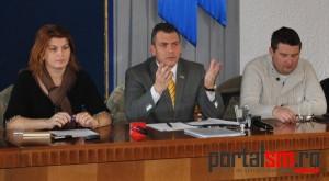 conferinta presa Consiliul Judetean, sefi sectii Spitalul Judetean (1)