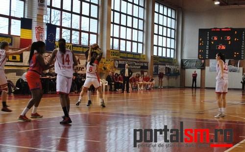 CSM Satu Mare-CSM Targoviste (1)