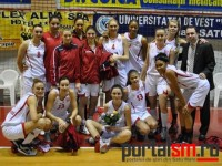 CSM Satu Mare a pierdut meciul în fața echipei CSM Târgoviște. Scor final 68-77