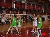 CSM Satu Mare a pierdut în fața echipei ACS Sepsi Sic Sfântu Gheorghe. Scor final 57-82