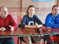 Două meciuri dificile pentru echipa de baschet feminin CSM Satu Mare