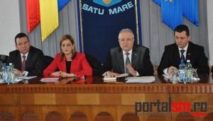 Gabriel Mihaly, Eugeniu Avram, Mihaela Mahalean, Sorin Radu (2)