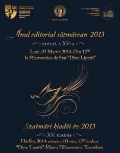 anul editorial 2013