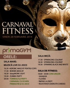 Carnaval Fitness, PrimaGym