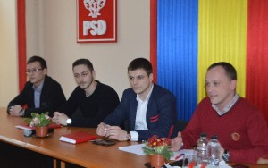 liga elevilor PSD Satu Mare