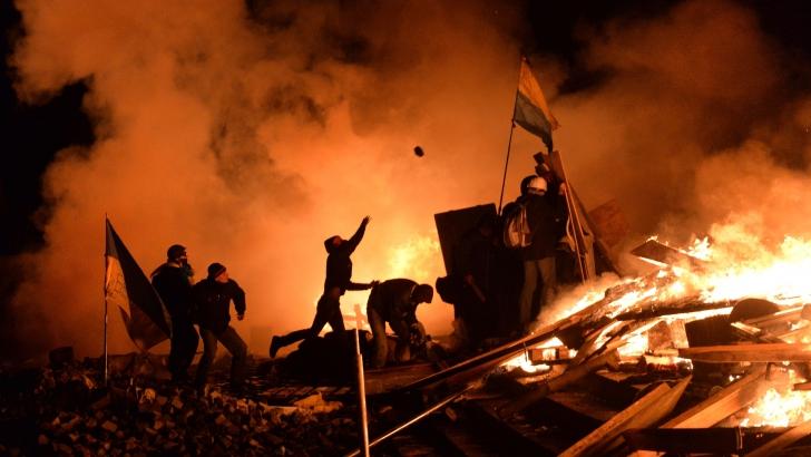 UCRAINA: ŞOC după luptele soldate cu 25 de morţi. Se pregătesc noi confruntări
