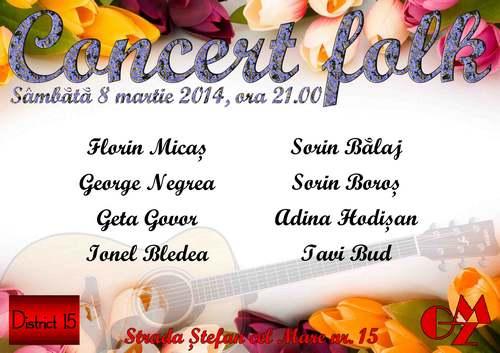 8 Martie concert folk (1)