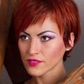 Make-up: Alina Marchiș