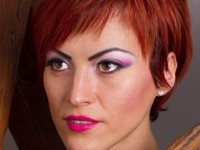 Make-up: Alina Marchiș