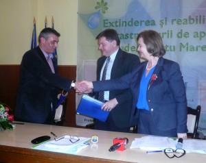 Aurelia Fedorca, Dan Stegerean, Calin Cosa