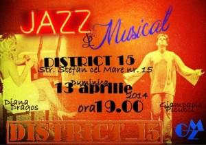 Musical 13 aprilie