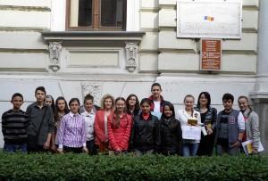 elevii satmareni Oradea
