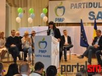 lansare europarlamentari PMP, Elena Udrea, Elena Basescu (104)