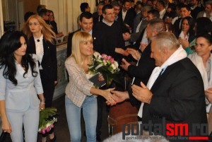lansare europarlamentari PMP, Elena Udrea, Elena Basescu (44)