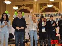lansare europarlamentari PMP, Elena Udrea, Elena Basescu (63)
