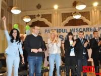 lansare europarlamentari PMP, Elena Udrea, Elena Basescu (65)