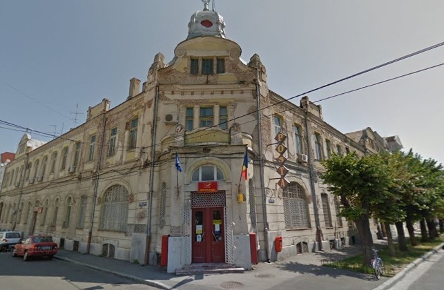Clădirea Oficiului Poștal nr. 1 Satu Mare