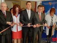 A fost inaugurată noua secţie de Boli Dermato-Venerologice a Spitalului Judeţean