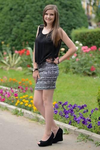 Miclăuș Timea, elevă a Liceului particular Unirea