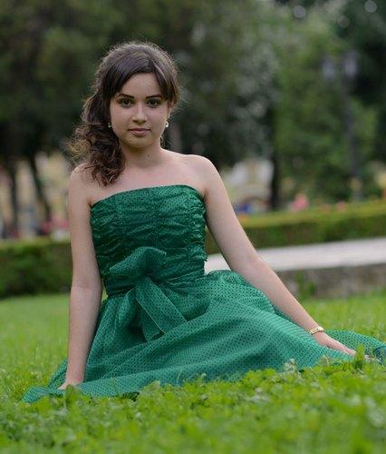 Eveline Tar, elevă a Colegiului Economic Gheorghe Dragos