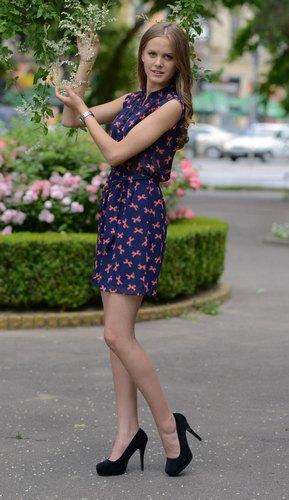 Bianca Olah, elevă a Colegiului Economic Gheorghe Dragoș