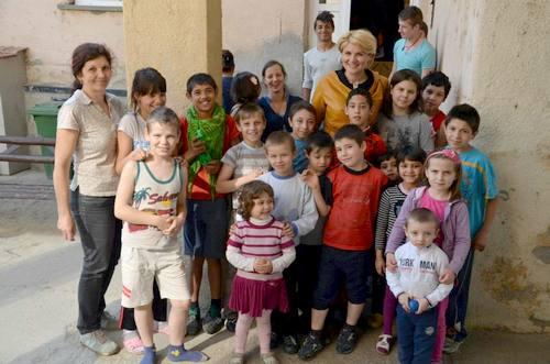 2 La casa de copii din Halmeu