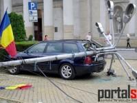 accident stalp, SatuMare (1)