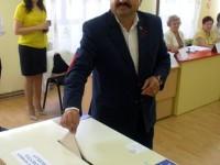 alegeri auroparlamentare, Colegiul 2 (140)